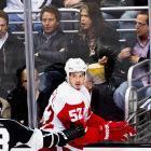 Kings vs. Red Wings Feb. 27, 2013 at Staples Center in Los Angeles