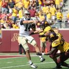 A broken hand limited Carder to six games in his senior year, his third year as the starting quarterback for Western Michigan's prolific offense. Carder threw for 1,652 yards in those six games after throwing for 3,873 yards in 2011. His accuracy declined before he was injured. He tossed 10 interceptions in 2012 after throwing 14 in a full season the year before.