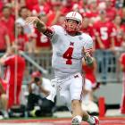 Dysert broke Ben Roethlisberger's records for completions and passing yards at Miami (Ohio), so teams will naturally compare the two quarterbacks. Dysert threw for roughly 3,500 yards each of the past two seasons with 25 touchdowns in 2012. He has a tendency to hone in on one target and only one target and may be a little to reliant on his feet rather than allowing other receivers to get open.