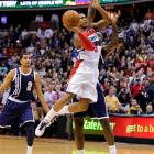 The Wizards pulled off one of the biggest upsets of the season when Beal hit a double-clutch leaner from just outside the free-throw line with 0.3 seconds remaining to lead host Washington past Oklahoma City 101-99. Washington improved to a league-worst 5-28 with the victory and handed the Thunder their eighth loss in 34 games.