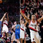 """Portland's Rookie of the Year favorite delivered his first career game-winner, a tiebreaking three-pointer over the outstretched arms of Hornets forward Ryan Anderson with 0.3 seconds to play. """"Every time I go up to shoot those last shots, I feel like it's going on,"""" Lillard said after the Trail Blazers' 95-94 victory at the Rose Garden. """"Tonight just happened to be the first one to fall."""""""
