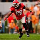 The 2012 SEC Defensive Player of the Year had a monstrous season on the field, making 24.5 tackles for loss, 14.5 sacks and seven forced fumbles, all tops in the nation. Scouts should love his production and his awareness, but he faces questions about his long-term healthy ? he was diagnosed with spinal stenosis three years ago, but an independent doctor now says he may have never had it.
