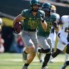 Alonso finished off a strong college career with 72 tackles, 15.5 tackles for loss and eight sacks in 2012. He has the quickness to keep with running backs and wraps up on tackles. Teams may be wary of Alonso due to his two alcohol-related arrests as well as a torn ACL. He also doesn't have a great ability to change directions, leaving him vulnerable to misdirection plays.