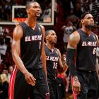 Indiana was the last team to beat Miami, on Feb. 1, but the Pacers were no match this time. The Heat shot 55.9 percent against one of the league's stingiest defenses, and Mario Chalmers (26 points), Chris Bosh (24) and Dwyane Wade (23) helped offset a season-low 13 points from LeBron James.