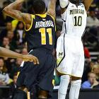 <bold>Defeated San Diego State 71-56</bold> <bold>Defeated VCU 78-53</bold> <bold>Next: vs. Kansas </bold>(<bold><italics>SI's live bracket</italics></bold>) <bold>Tim Hardaway Jr. had 14 points and three assists in the victory over VCU.</bold>