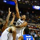 <bold>Defeated Valparaiso 65-54</bold> <bold>Defeated Memphis 70-48</bold> <bold>Next: vs. Duke </bold>(<bold><italics>SI's live bracket</italics></bold>) <bold>Derrick Nix scored 13 points and pulled down eight rebounds against Memphis.</bold>