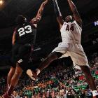 <bold>Defeated Belmont 81-64</bold> <bold>Defeated Harvard 74-51</bold> <bold>Next: Ohio State </bold>(<bold><italics>SI's live bracket</italics></bold>) <bold>Solomon Hill was the only other Wildcat to score in double digits, finishing with 13 points and 10 rebounds.</bold>