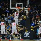 <bold>Defeated Boise State 80-71</bold> <bold>Defeated Kansas State 63-61</bold> <bold>Defeated Ole Miss 76-74</bold> <bold>Next: vs. Wichita State </bold>(<bold><italics>SI's live bracket</italics></bold>) <bold>Tyrone Garland banked home this scooping layup with two seconds left to break a 74-74 tie and send Ole Miss home.</bold>