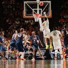 <bold>Defeated Pacific 78-49</bold> <bold>Defeated Illinois 63-59</bold> <bold>Next: vs. Marquette </bold>(<bold><italics>SI's live bracket</italics></bold>) <bold>Shane Larkin hit a go-ahead three-pointer with a minute left to help Miami reach the Sweet 16 for only the second time in school history. </bold>