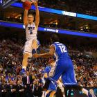 <bold>Defeated Albany 73-61</bold> <bold>Defeated Creighton 66-50</bold> <bold>Next: vs. Michigan State </bold> (<bold><italics>SI's live bracket</italics></bold>) <bold>Mason Plumlee got into foul trouble but scored 10 points and pulled down five rebounds before getting his fifth. </bold>