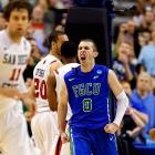"<bold>Perhaps the headliner of the crew from ""Dunk City,"" Comer reached double-figures in scoring only twice in Florida Gulf Coast's previous 10 games before the tournament. The sophomore is now averaging 11 points per game in tournament play, but it's been his playmaking that has kept the Eagles alive. Comer is averaging 12 assists per game through two tournament contests, tops in the country during postseason play and nearly double his season average of 6.6.</bold>"