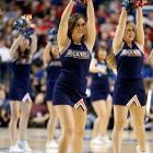 NCAA Tournament Cheerleaders: East
