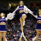 NCAA Tournament Cheerleaders: West