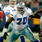 It's hard to believe that in 2007, the 366-pound guard was the highest paid player in the NFL. Davis signed a seven-year, $49.6 million contract with the Dallas Cowboys, which included an $18.75 million signing bonus, giving him a total of $25.4 million in 2007. However, Davis was released from the Cowboys in 2010, and he's played with the Lions and 49ers in the seasons since. Now down to 350, Davis is currently a free agent, and still rocking out as the bassist in the heavy metal band <italics>Free Reign</italics>.