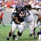 """Often called """"Mount Washington,"""" """"Washington Monument"""" or """"Big Ted,"""" Washington was a highly feared nose tackle in his prime, mostly because of his 375-pound size. Unlike other oversized NFL players, Washington had a long, successful career; he was selected to four Pro Bowls and won Super Bowl XXXVIII with the Patriots."""