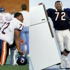 """Do you really need to read more when Perry's nickname is """"The Refrigerator?"""" The Fridge phenomenon took off during the Bears' Super Bowl XX run, but he was only about 310 pounds at the time. Just a few years later, Perry led coach Mike Ditka to be concerned when he reported to camp at 377 pounds (and this after having reportedly been at around 420 in the offseason). Perry has dealt with a number of health issues, some related to his weight, since leaving the NFL in 1994."""