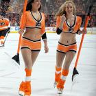 NHL Ice Girls and Cheerleaders