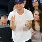 Knicks vs. Wizards April 9, 2013 at Madison Square Garden in New York
