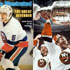 The Calder Trophy winner in 1974, Potvin's career overlapped with Bobby Orr's, but his heyday came as captain of the Islanders during their four consecutive Stanley Cups from 1980-83. The three-time Norris winner was an offensive force (310 goals and 1,052 points) as well as a rugged and -- some would say dirty -- body-checker whose name still rings from the rafters of Madison Square Garden as fans of the rival Rangers invoke his memory with a vitriol reserved for few retired players of any sport in any building. If you've been there and you hear the whistle, you know what's coming. -- <italics>Brian Cazeneuve</italics>