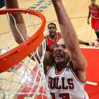 Like the Knicks with Tyson Chandler, the Bulls face uncertainty with their defensive anchor. Noah barely played since mid-March because of plantar fasciitis in his right foot. Noah is not only a relentless presence on defense and the glass but he's also a nifty passer who averages more than four assists per game from the center position.