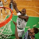 The Celtics have won at least one round in the playoffs every year of the Garnett era. Can Garnett help extend that streak to six despite a late-season ankle injury and a supporting cast weakened by injury?