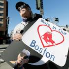 Tributes to Boston in the Sports World