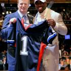 C.J. Spiller was the first running back taken in 2010 when the Buffalo Bills used the ninth overall pick on the Clemson tailback. After gaining just 283 yards his rookie season and 561 in 2011, he broke loose for 1,244 in 2012.