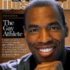 NBA center Jason Collins became the first active player in a major American sport to announce that he is gay. Collins, 34, who played this season for the Celtics and Wizards, made the revelation in the May 6 issue of <italics>Sports Illustrated</italics>.