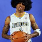 Athletes in Wigs
