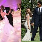 """""""Marriage is great institution,"""" as the famous philosopher Marx once said, """"But who wants to live in an institution?"""" Well, Michael Jordan and Yvette Prieto do, and fellow inmates Larsa and Scottie Pippen were on hand at their wedding reception at the Bear's Club in Jupiter, Fla."""