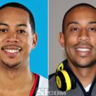 2013 NBA Playoffs: Separated at Birth