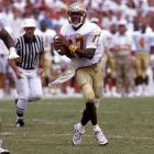 Florida State's first Heisman winner took the trophy in a rout in 1993 while leading the Seminoles to the national title. On the basketball court, Ward, a point guard, took Florida State to the Elite Eight. The Knicks picked him in the first round of the NBA Draft, and he played 11 seasons in the league.