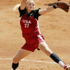 Finch became the face of college softball for good reason. She posted a 60-game winning streak over a two-year period during her time pitching at Arizona, and she led the Wildcats to the 2001 national title. Finch also added back-to-back Player of the Year awards. She finished her career with a 119-16 record on the mound.