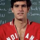 Spitz talked a big game before the 1968 Olympics but failed to win an individual gold. The build-up to his historic outing in Munich four years later took place at Indiana. Spitz won eight individual NCAA titles with the Hoosiers and took the Sullivan Award as the United States' top amateur athlete in 1971. At the 1972 Olympics, he won seven gold medals.