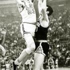 LSU's Pistol Pete was the greatest scorer in college basketball history. He averaged 44.2 points per game in his career and won the 1970 Naismith Player of the Year. He handled the ball as well as anyone to play the game, and he shot well -- and often -- from anywhere on the court. It's hard to imagine how many points Maravich would have scored if the three-point line was around during his era.