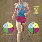 The best high school runner ever -- and the first to break four minutes in the mile -- Ryun choose to stay close to home and attend Kansas. Before he competed for the Jayhawks, he had set the world record in the mile. With Kansas, he lowered his record mark to 3:51.1. He won five individual NCAA titles in track, including at the 1969 indoor championships, where he edged Villanova's Marty Liquori to give the Jayhawks the team title.