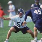 Classic SI Photos of Brian Urlacher