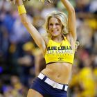 NBA Playoffs Dancers and Cheerleaders