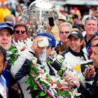 Kanaan, 38, had led 225 laps coming into the race, more than any other non-winner besides Michael Andretti and Rex Mays.
