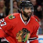 2013 NHL Playoff Beards