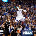 """In a draft loaded with uncertainties and projects, McLemore is considered a surefire starter, possibly as a rookie. With prototypical size, strength and shooting mechanics for a shooting guard, McLemore is being referred to by more than one executive as """"can't miss."""""""
