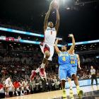 The SEC Player of the Year is an efficient scorer and an excellent rebounder (7.1 per game) for his position. Caldwell-Pope has impressed with his work ethic, defensive instincts and the fact that he has significantly improved his game in all areas since coming to Georgia.