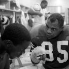 Rare SI photos of Deacon Jones
