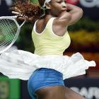 Serena's 2005 Australian outfit wasn't quite as flamboyant, but reinforced that she does have a fashion sense about her.