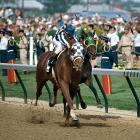 Sham finished second to Secretariat while Our Native finished a distant third.