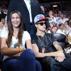 The big guy was instructed to chloroform the Biebs if he so much as looked interested in the Miami Heat.