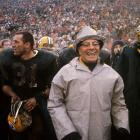 Perhaps one of the most humbling honors in NFL history, then-Commissioner Pete Rozelle's renaming of the title to the Vince Lombardi trophy in 1970 immortalized one the greatest winners the league has ever seen.