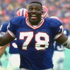 Smith and the Bills defeated the LA Raiders on Jan. 20 to advance to the Super Bowl.