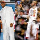 LeBron James is arguably one of the greatest active players in the NBA, at the front of a star-stacked Heat team that successfully defended its title. James headlined a stellar 2003 draft class that included top-five picks and eventual teammates Chris Bosh and Dwyane Wade. Ten years later, to the day, SI.com revisits the players selected in the first round of the 2003 NBA draft.