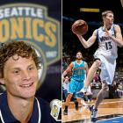 Seattle chose Luke Ridnour at No. 14. He played little in his rookie season but was starting point guard the following year. He was traded to the Bucks in 2008 and signed a four-year deal with the Timberwolves in 2010. Over his career, Ridnour has averaged exactly 10 points per game. Ridnour started all 82 games for Minnesota this year.
